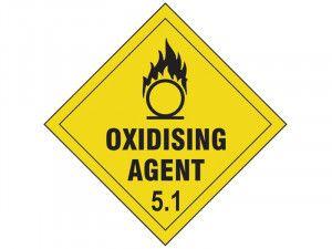 Scan Oxidising Agent 5.1 SAV - 100 x 100mm