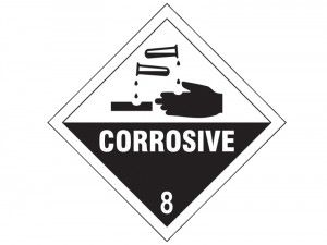 Scan Corrosive 8 SAV - 100 x 100mm
