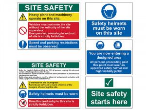 Scan Construction Site Pack 5-Pack