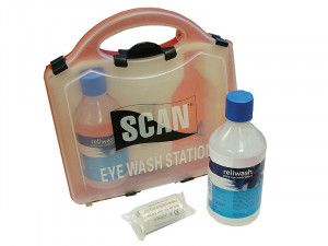 Scan Eye Wash Station