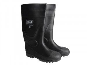 Scan, Safety Wellingtons