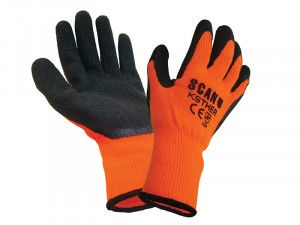 Scan, Thermal Latex Coated Gloves