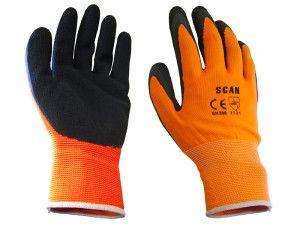 Scan, Foam Latex Coated Gloves