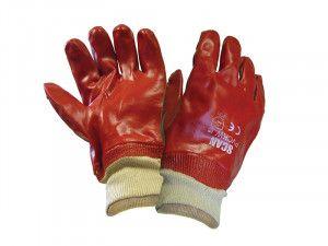 Scan PVC Knitwrist Glove