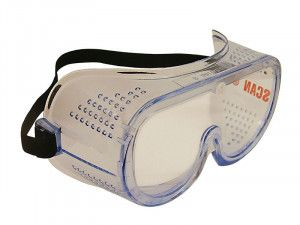 Scan, Direct Vent Safety Goggles