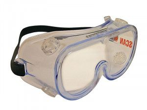 Scan Indirect Vent Safety Goggles