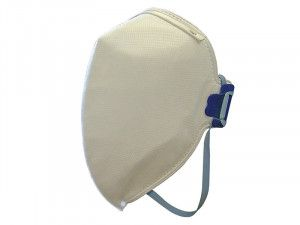 Scan, Fold Flat Disposable Mask