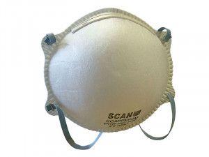Scan, Moulded Disposable Mask