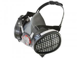 Scan, Twin Half Mask Respirator & Cartridges