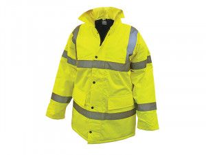 Scan, Hi-Vis Motorway Jacket