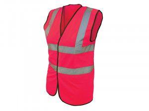 Scan, Hi-Vis Waistcoats Pink