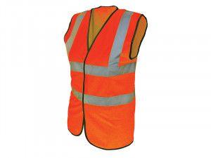 Scan, Hi-Vis Waistcoats Orange
