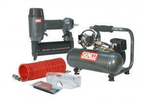 Senco, Finish Pro18 Nailer & Compressor Kit