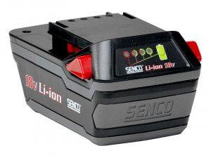 Senco VB0162EU 18V 3.0Ah Battery DS5550 / DS5525 / DS7525