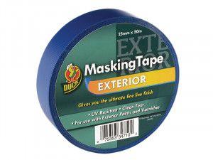 Shurtape Duck Tape® Exterior Masking Tape 25mm x 50m