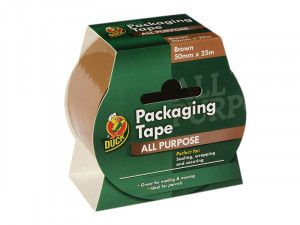 Shurtape Duck Tape® Packaging 50mm x 25m Brown