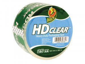 Shurtape Duck Tape® Packaging Heavy-Duty 50mm x 25m Clear