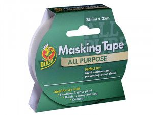 Shurtape, Duck Tape All Purpose Masking Tapes