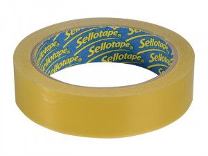 Sellotape Sellotape Golden 24mm x 50m Blister Pack