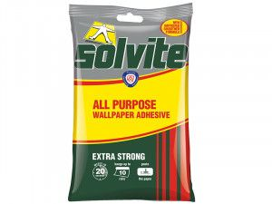 Solvite, All Purpose Wallpaper Paste