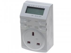SMJ Avantix Digital 4 Button Timer