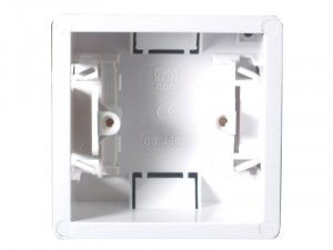 SMJ, Dry Lining Box 35mm with Eurohook