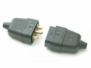 SMJ, Black Plugs & Sockets