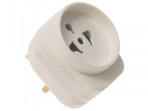 SMJ European Tourist To UK Travel Adaptor