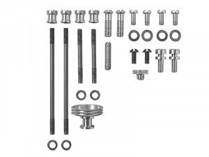 Stanley Spares Kit 3 Bailey Plane Screws & Nuts