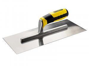 Stanley Tools Finishing Trowel Bi-Material Handle 13 x 5in