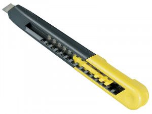 Stanley Tools, SM9 Snap-Off Blade Knives 9mm