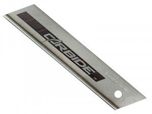 Stanley Tools, Tungsten Carbide Snap-Off Blades 18mm