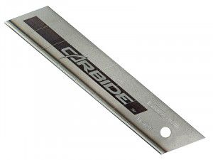 Stanley Tools, Tungsten Carbide Snap Off Blades 25mm