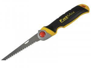 Stanley Tools FatMax® Folding Jab Saw 130mm (5in) 8tpi