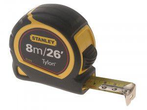Stanley Tools, Tylon™ Pocket Tape 8m/26ft