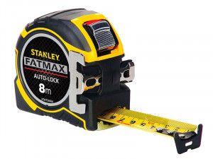 Stanley Tools FatMax® Autolock Pocket Tape 8m (Width 32mm)