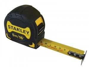Stanley Tools Grip Tape 5m/16ft Blade (Width 28mm)