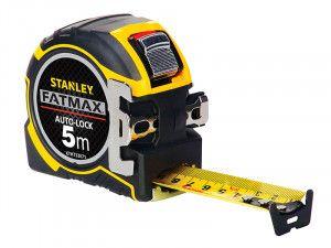Stanley Tools FatMax® Autolock Pocket Tape 5m (Width 32mm)