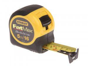 Stanley Tools FatMax® BladeArmor™ Tape 5m/16ft (Width 32mm)