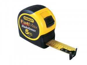 Stanley Tools FatMax® BladeArmor™ Tape 5m (Width 32mm)