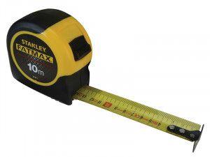 Stanley Tools FatMax® Tape BladeArmor™ Pocket Tape 10m (Width 32mm)