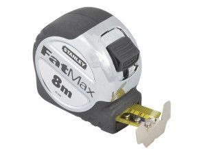 Stanley Tools FatMax® Pocket Tape 8m (Width 32mm)