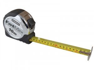 Stanley Tools FatMax® Pocket Tape 10m (Width 32mm)