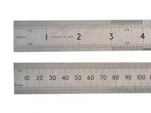 Stanley Tools 64SR Chrome Rule 1 Metre / 39in