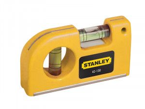 Stanley Tools Magnetic Horizontal / Vertical Pocket Level