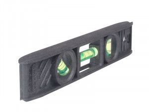 Stanley Tools Torpedo Level 20cm 3 Vial
