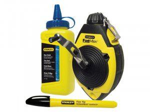 Stanley Tools FatMax® Chalk Line Set 30m