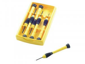 Stanley Tools Instrument Screwdriver Set of 6 SL/PH