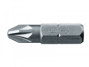 Stanley Tools, Pozidriv Insert Bits 25 mm