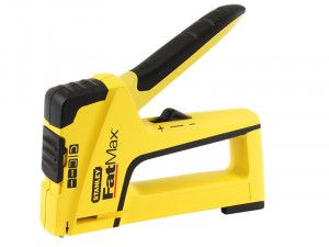 Stanley Tools FatMax® 4-in-1 Light-duty Stapler / Nailer